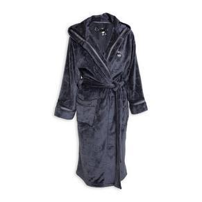 Grey Embossed Nightgown