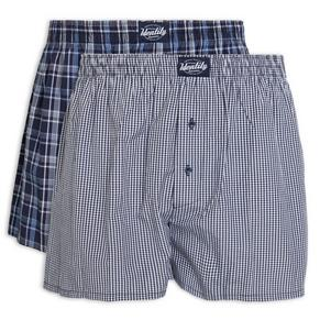 2-pack Check Boxer