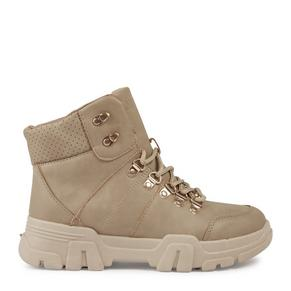 Mocha Hiking Boots