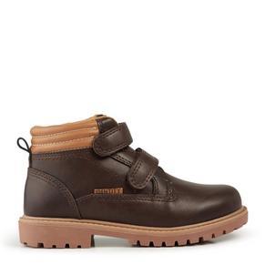 Chocolate Military Boot
