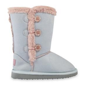 Girls Sherpa Boot