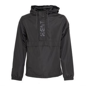 Black Cagoule Jacket