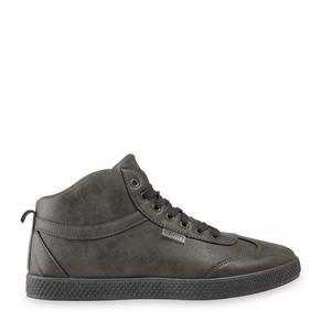 Charcoal Hi Top Sneakers