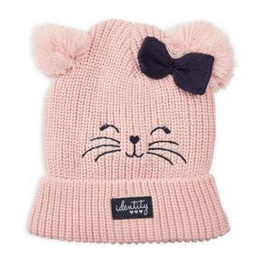 Girls Cat Beanie