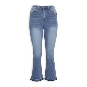 Indigo Kick Flare Jeans