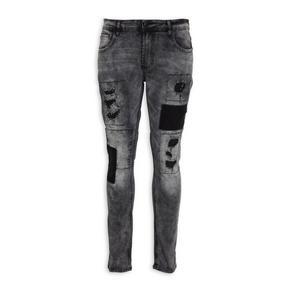 Grey Skinny Leg Jeans