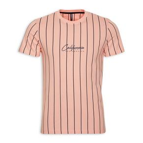 Pink Fitted Tee