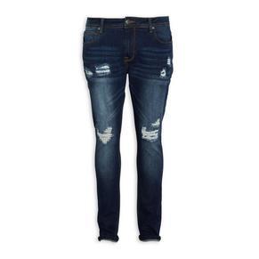 Indigo Skinny Leg Jeans