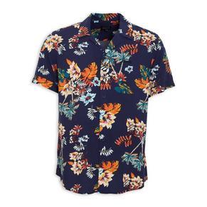 Floral Slim Shirt