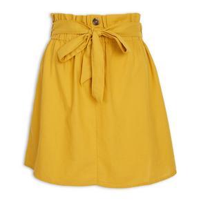 Thatch Paperbag Skirt