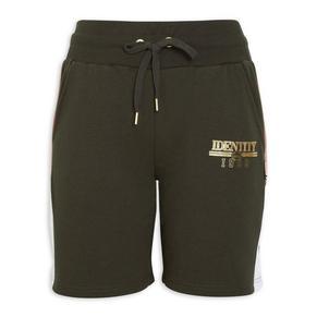 Fatigue Jogger Shorts