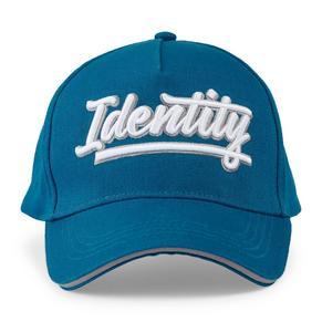 Boys Branded Peak Cap