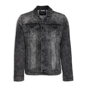 Charcoal Denim Jacket