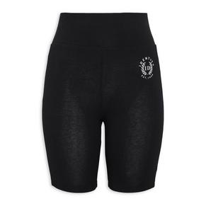 Black Cycle Shorts