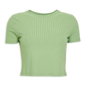 Green Fitted Tee