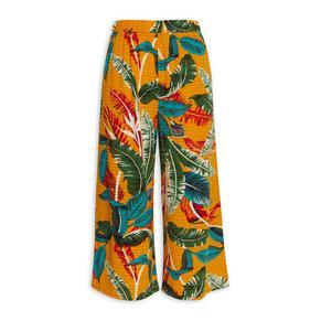 Ochre Tropical Pants