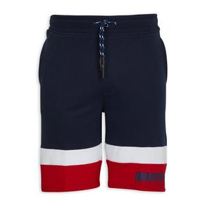 Navy Walk Shorts
