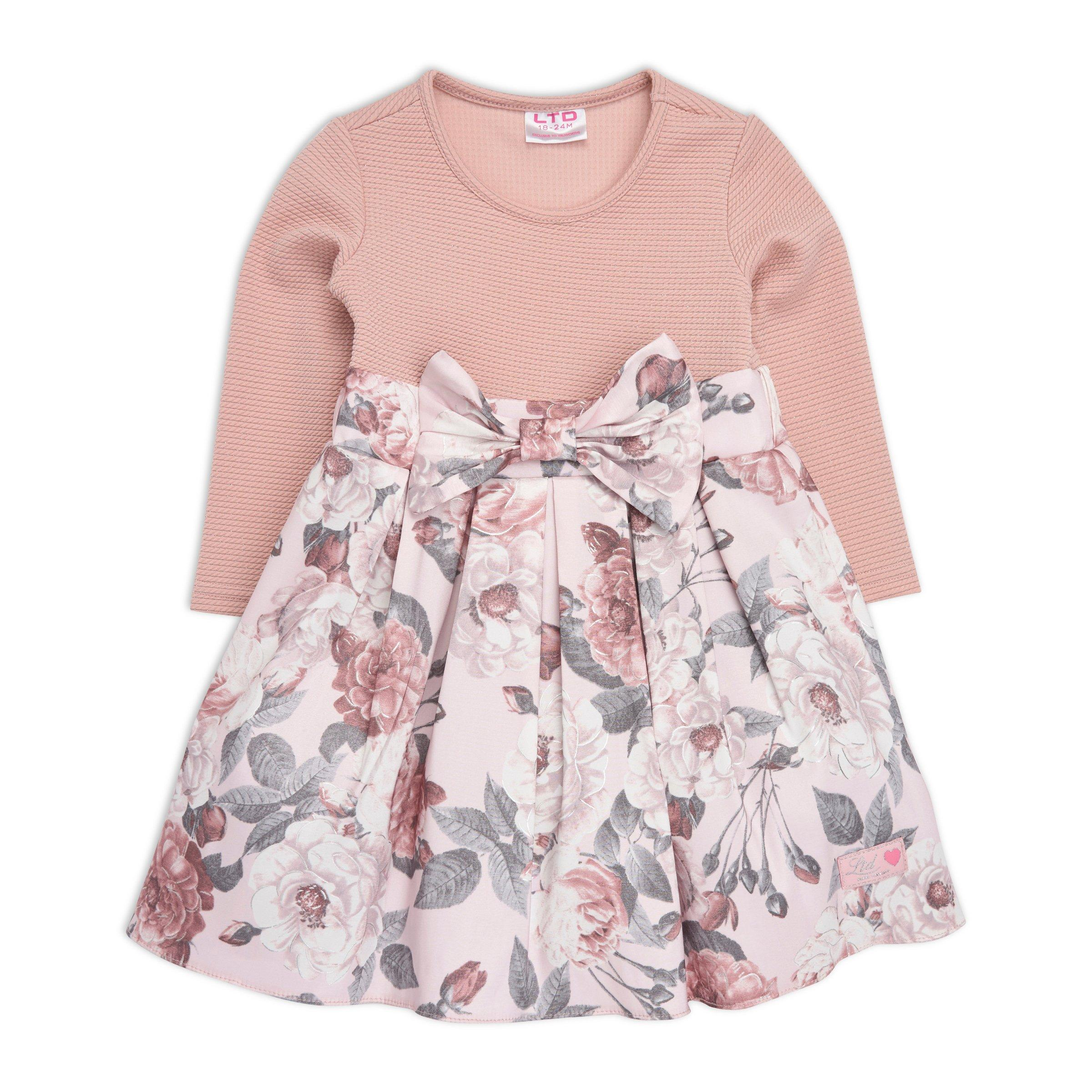 buy ltd kids baby girl party dress online  truworths