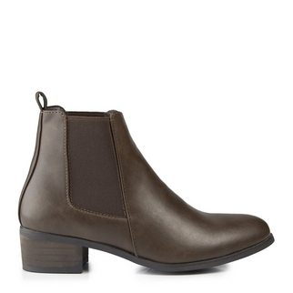 22861eb684e Quick Shop · Truworths - Chocolate Chelsea Boot