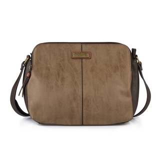 d3acc0a1c468 Quick Shop · Truworths - Brown Across Body Bag