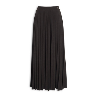 3e756d5d3a Quick Shop · Ginger Mary - Chocolate Pleated Skirt