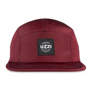Quick Shop · UZZI - Burgundy Postal Cap e11b194e18d