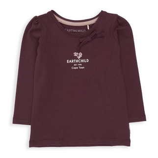 fc9cf6f1056c9 Quick Shop · EARTHCHILD - Baby Burgundy Classic Tee