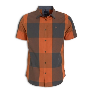 Quick Shop · Daniel Hechter - Yarn Dye Check Slim Shirt 8a917051bf1