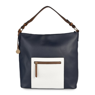 59845f950f10 Quick Shop. Daniel Hechter. Navy Hobo Bag