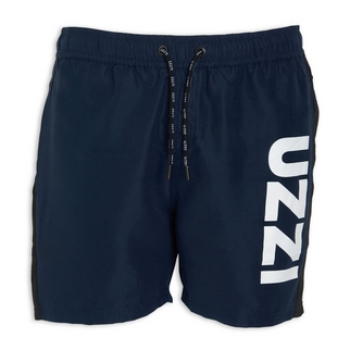 143069f713f76 Quick Shop · UZZI - Navy Branded Swimshorts