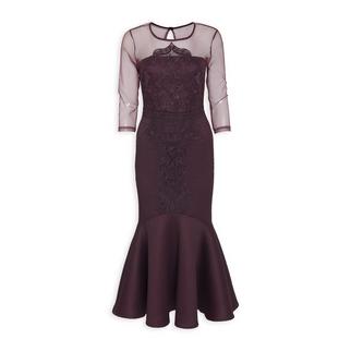 7bf93791b5d28 Quick Shop · Truworths - Burgundy Bodycon Dress