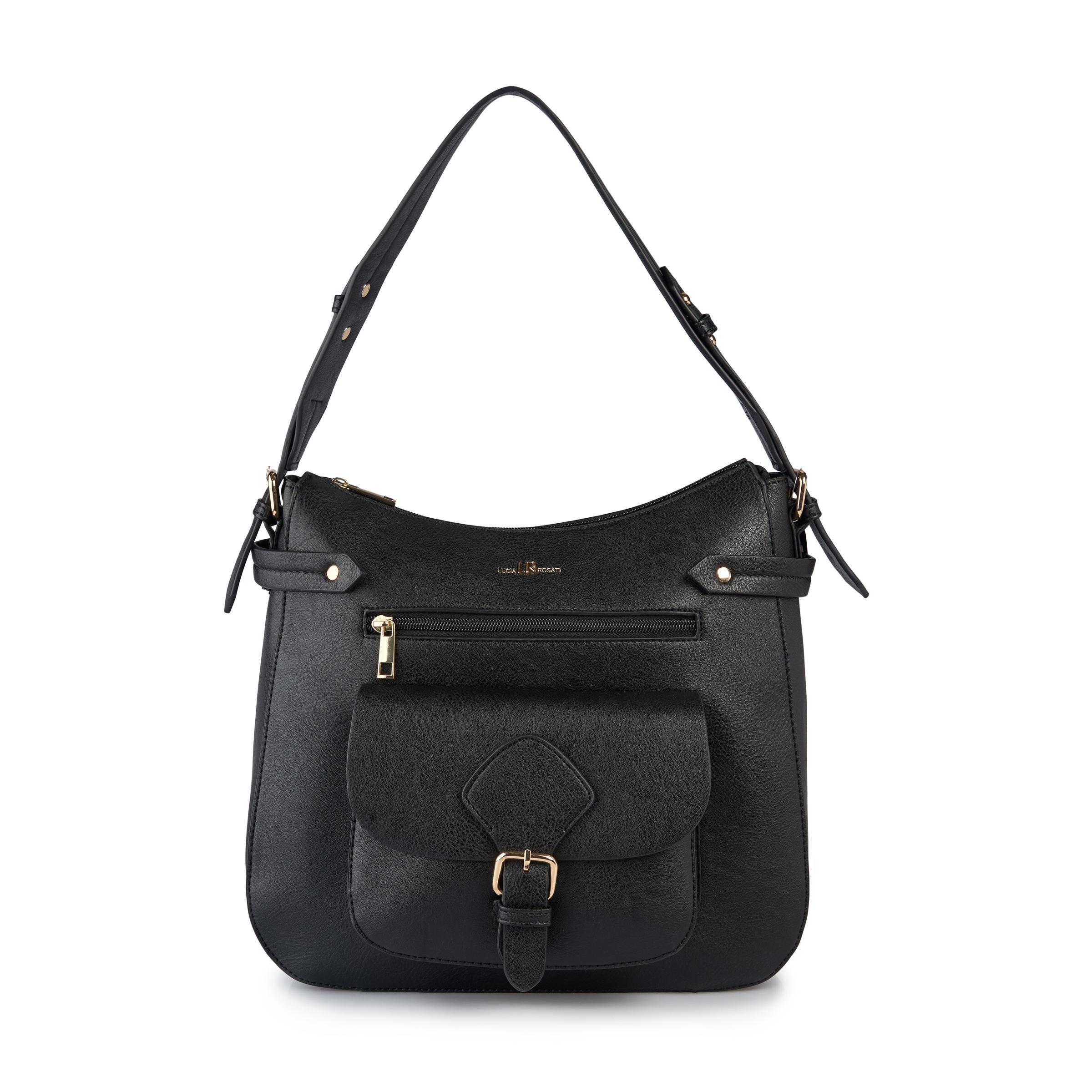 ee8392d5a011 Black Hobo Bag