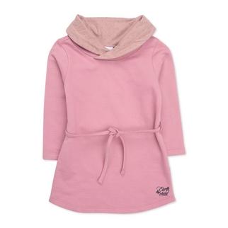 cca038fa7 Quick Shop · EARTHCHILD - Girls Purple Snood Dress