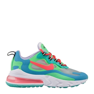 Nike Women AIR MAX MOTION 2 Blue & Pink Colourblocked Sneakers