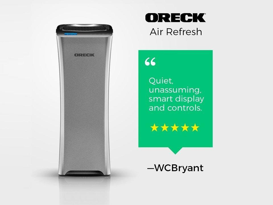 Oreck Air Refresh Air Purifier & Humidifier