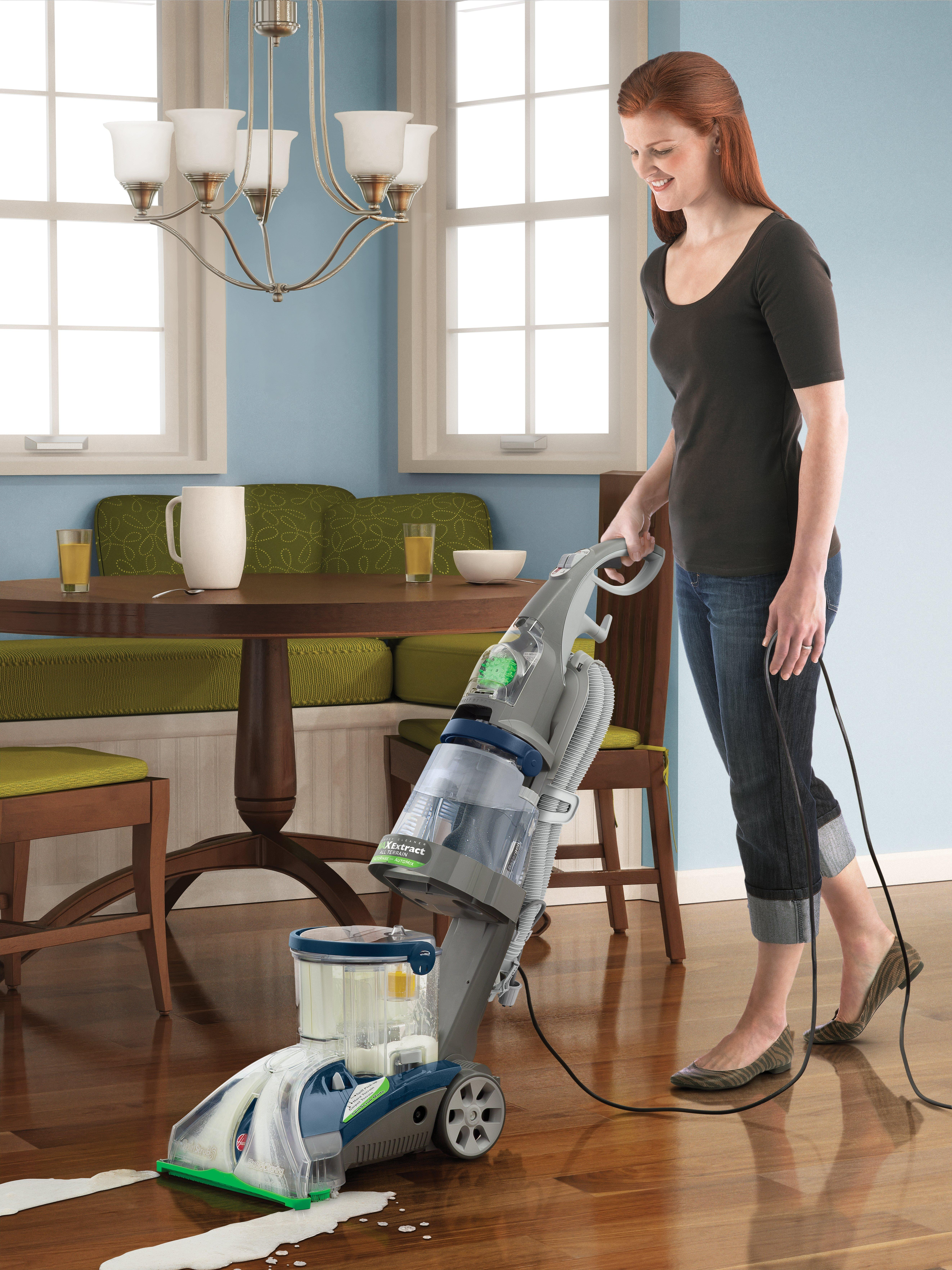 Hoover Max Extract Dual V WidePath Carpet Cleaner F7412900