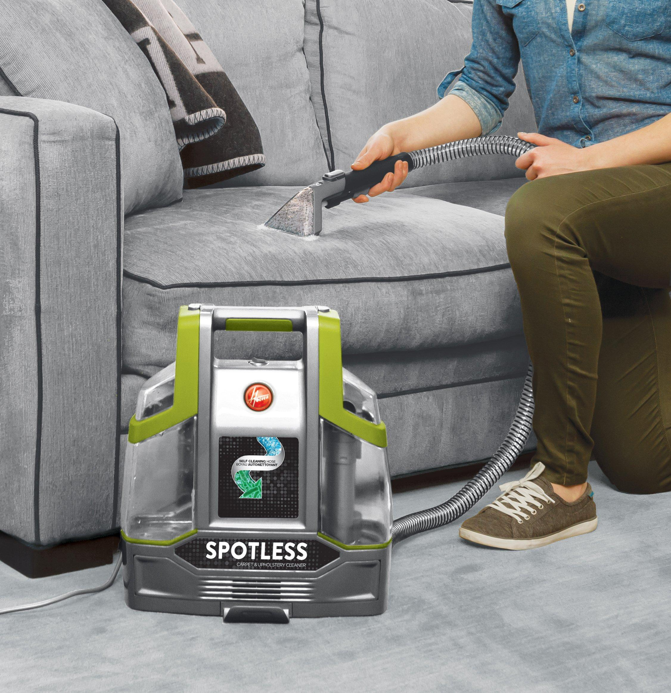 Hoover Spotless Pet Portable Carpet & Upholstery Cleaner