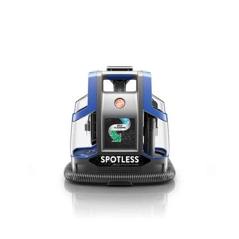 Hoover-Spotless-Deluxe-Portable-Carpet-amp-Upholstery-Cleaner-FH11400 thumbnail 1