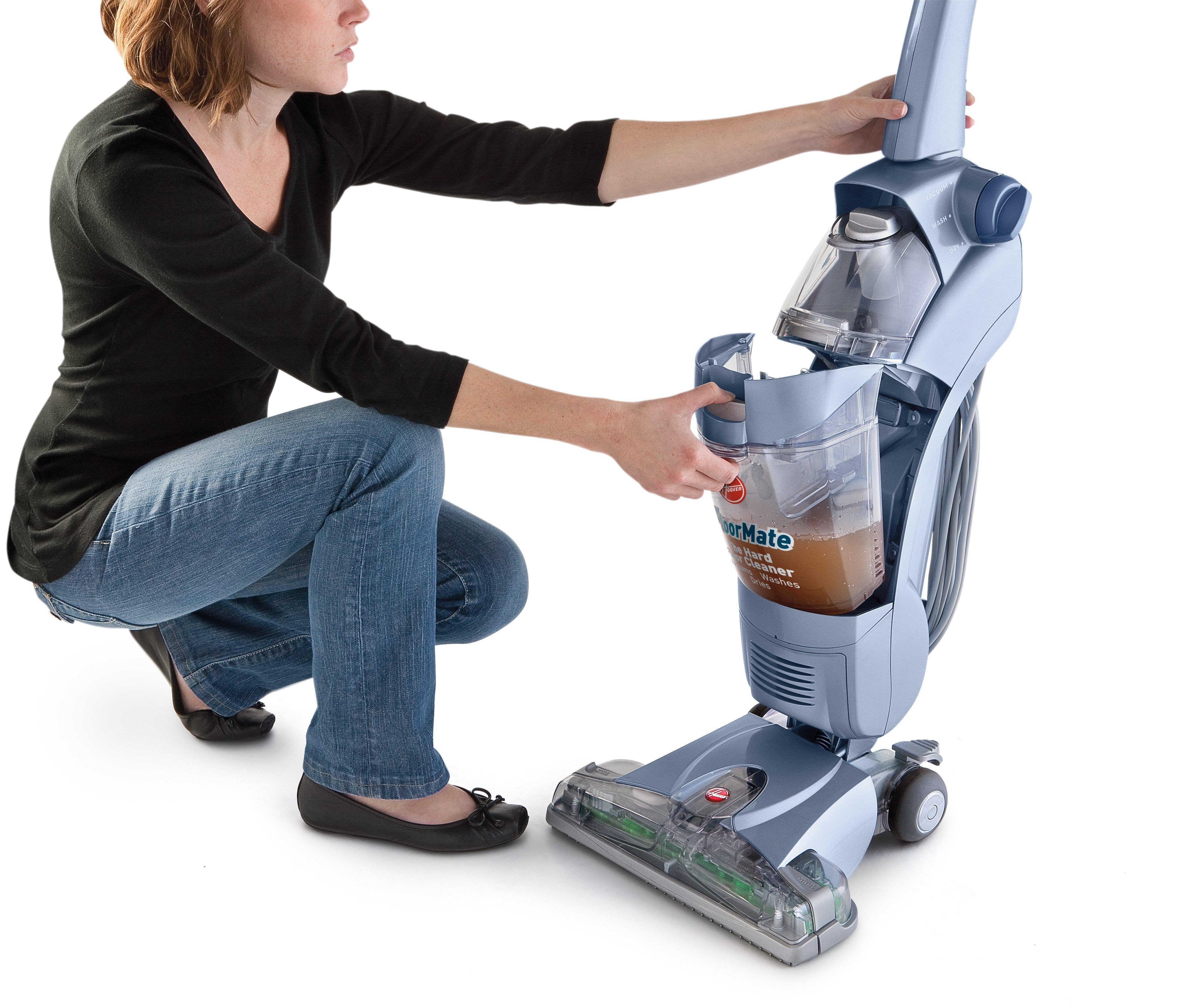Hoover Floormate Hard Floor Cleaner With Bonus Hard Floor