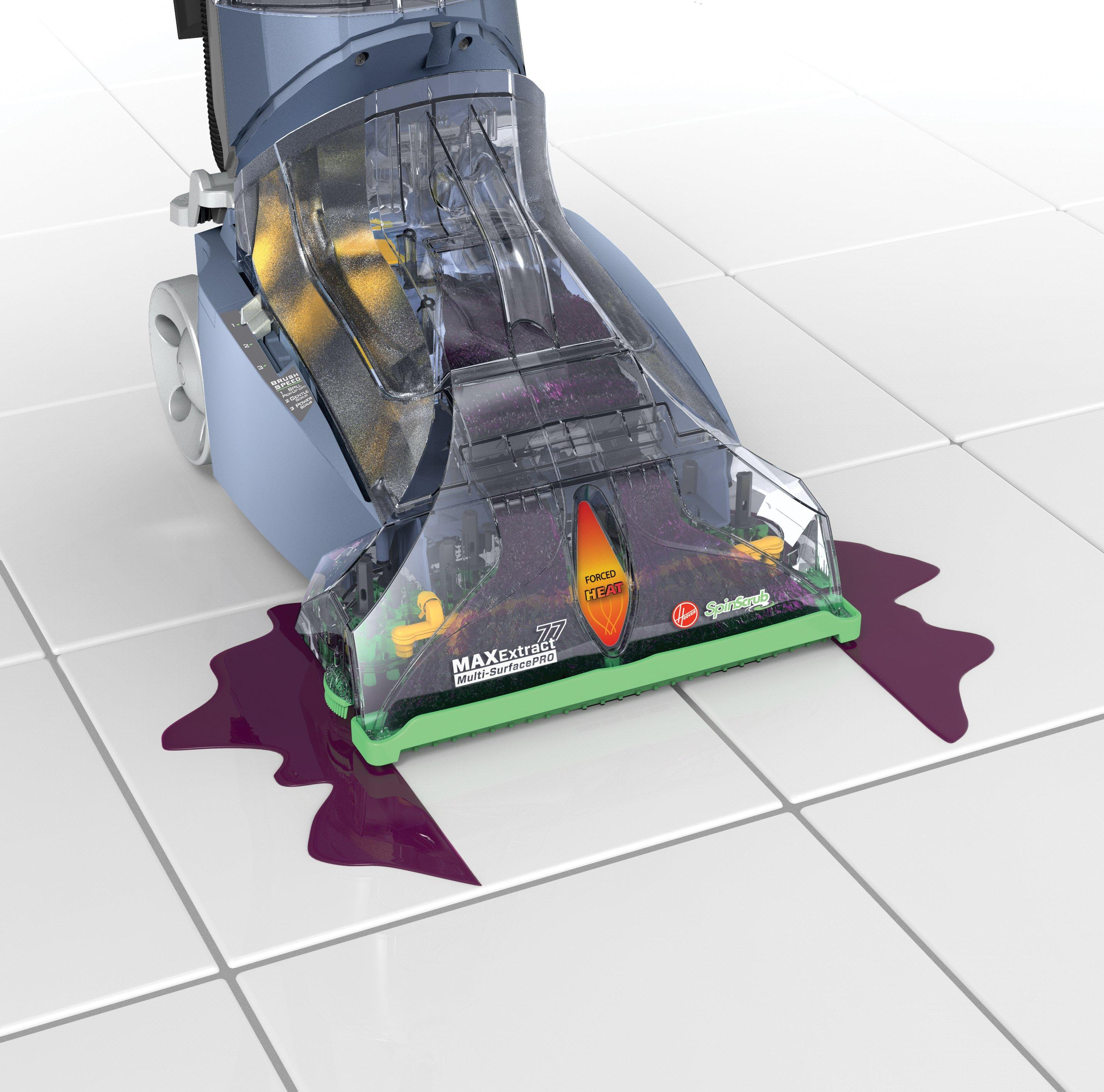 Hoover Max Extract 77 Multi Surface Pro Deep Carpet Amp Hard