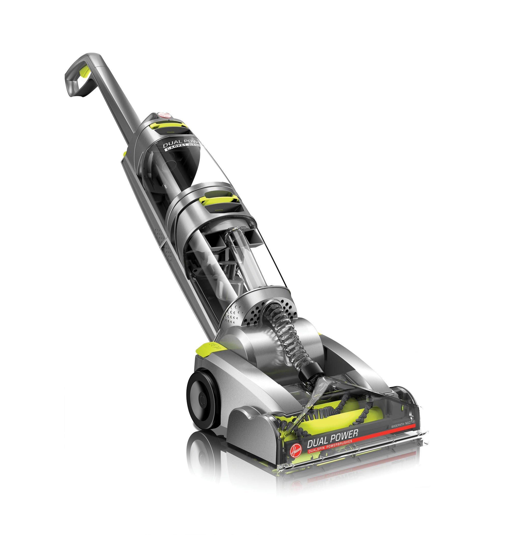 Hoover Dual Power Carpet Cleaner (Refurbished), FH50900RM