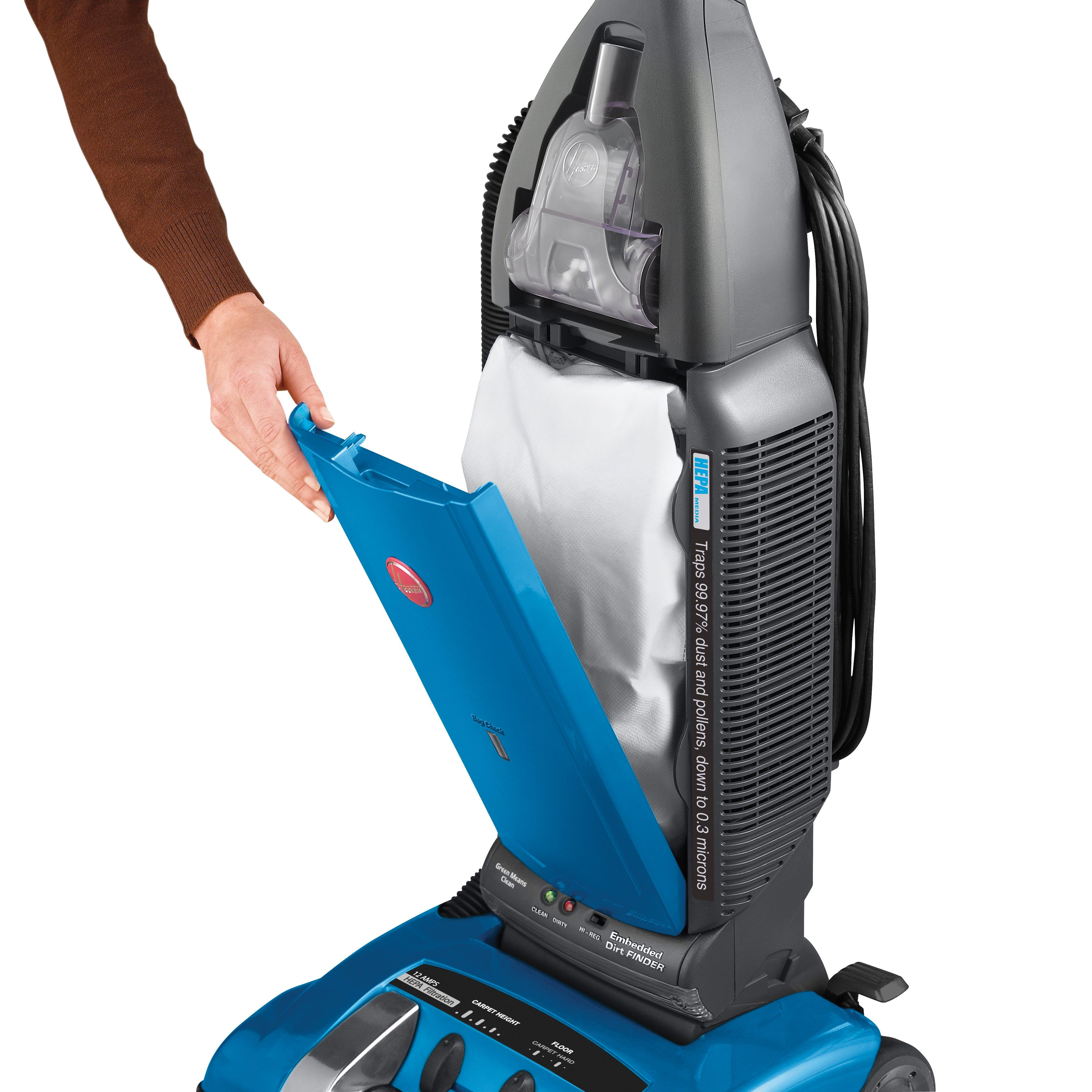 Hoover WindTunnel Anniversary Self Propelled Bagged Upright Vacuum