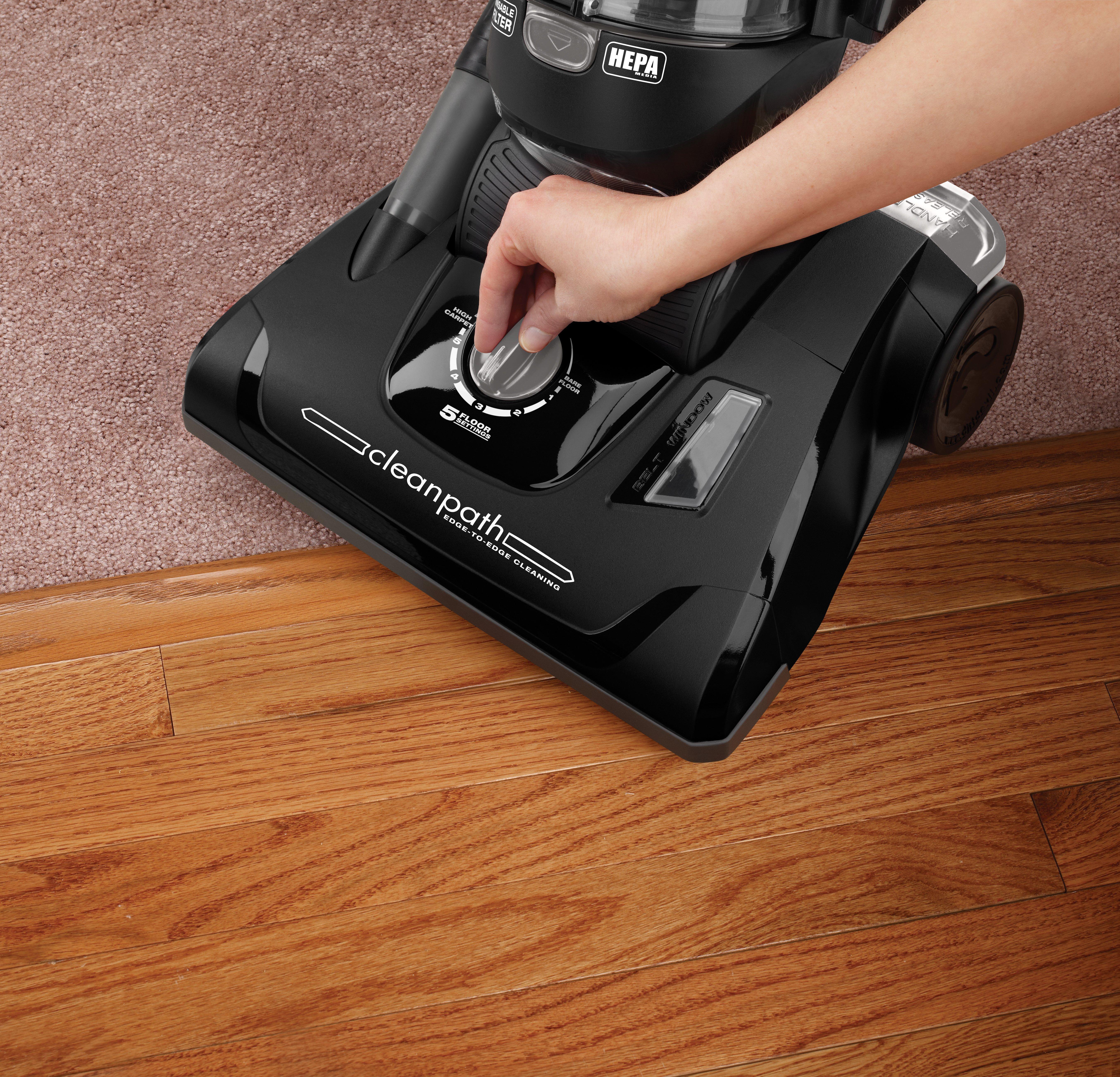 Dirt-Devil-Vigor-Pet-Cyclonic-Bagless-Upright-Vacuum-Cleaner-UD70222 thumbnail 4
