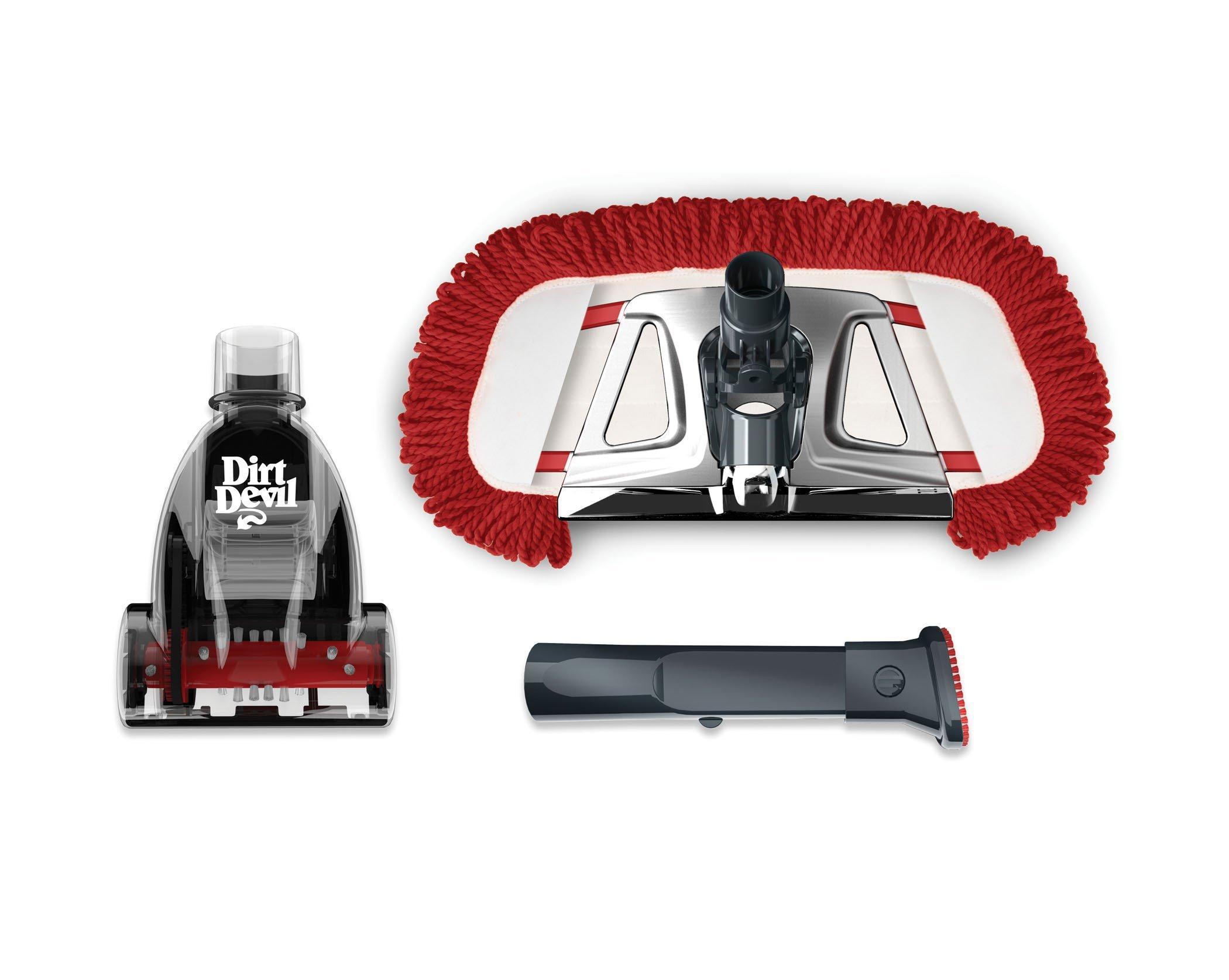 Dirt-Devil-Dash-Upright-Vacuum-Cleaner-with-Vac-Dust-Floor-Tool-UD70250B