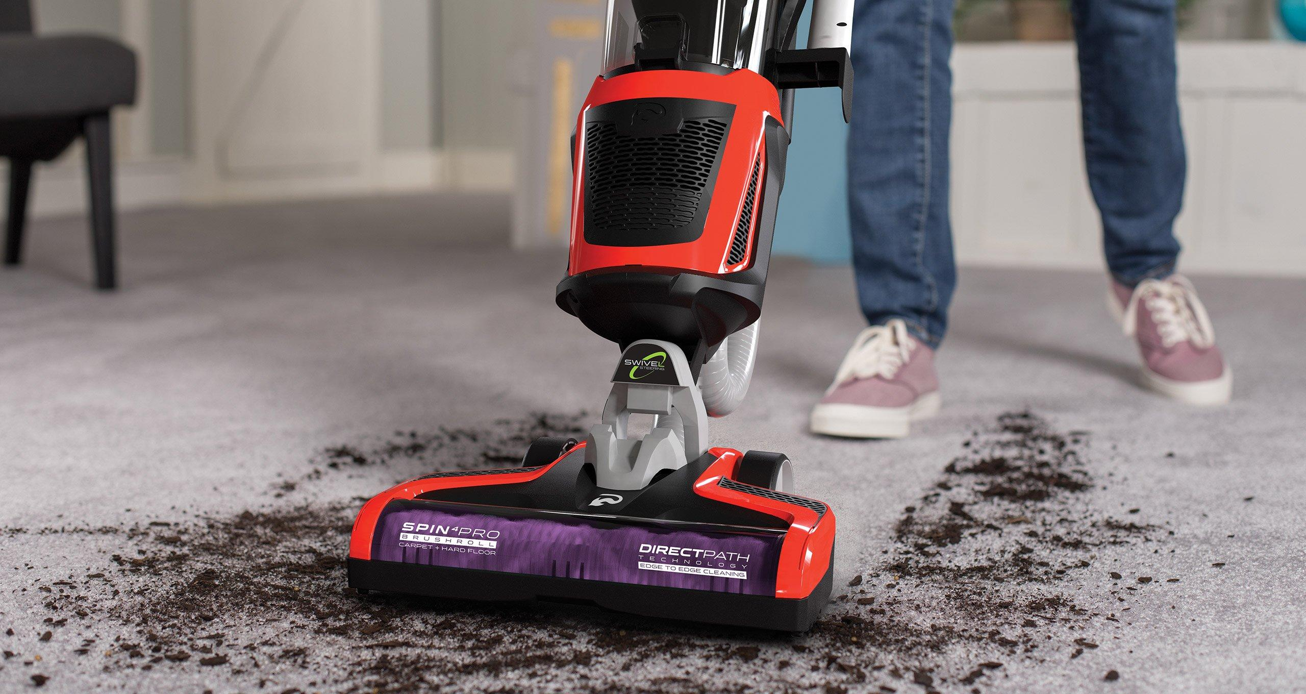 Dirt-Devil-Razor-Pet-Upright-Vacuum-with-Turbo-Tool-Damaged-Box-UD70355BDM thumbnail 2