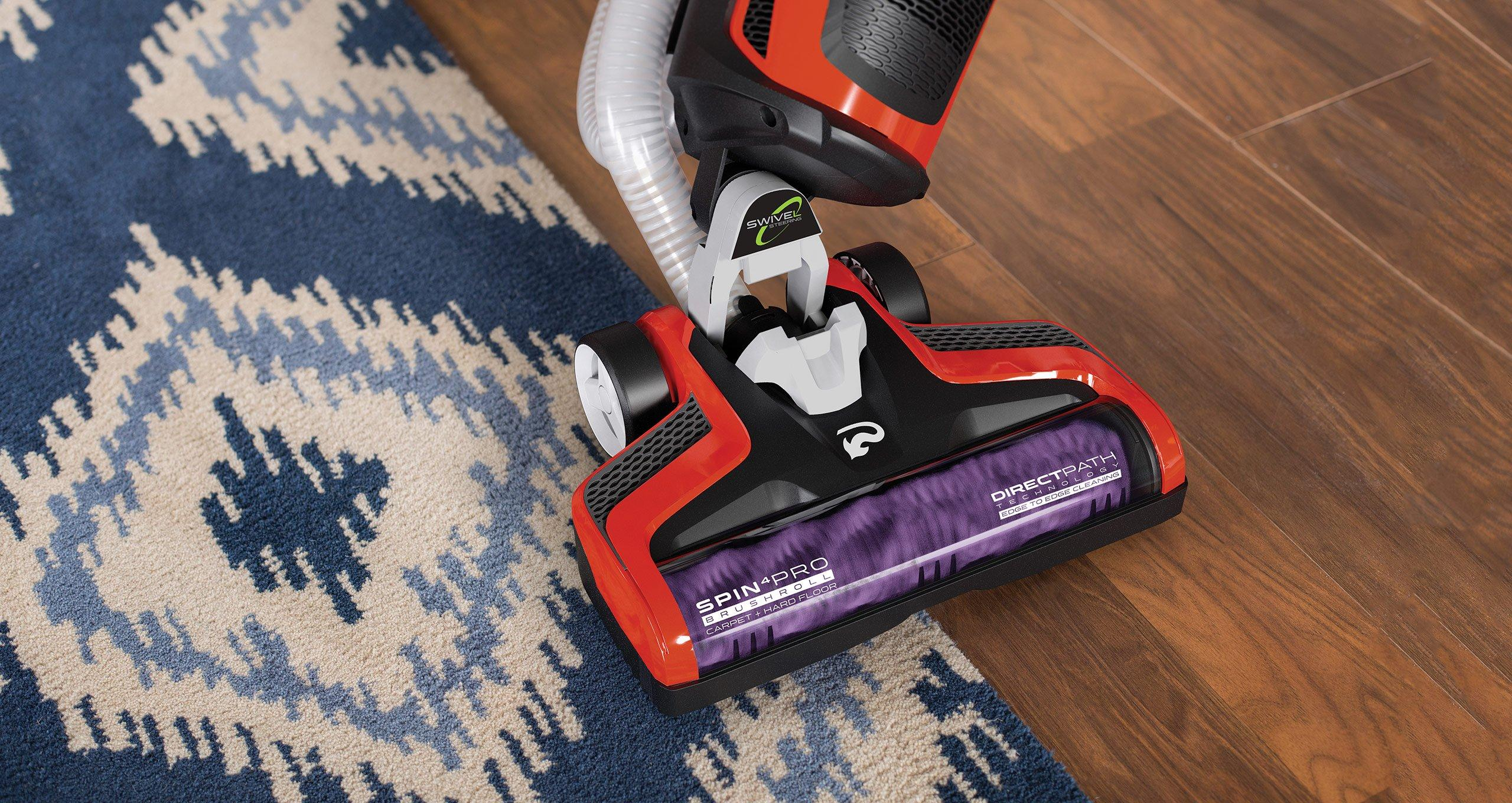 Dirt-Devil-Razor-Pet-Upright-Vacuum-with-Turbo-Tool-Damaged-Box-UD70355BDM thumbnail 3