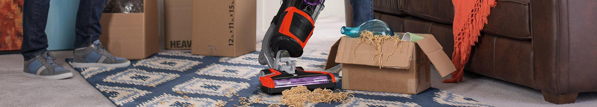 Dirt-Devil-Razor-Pet-Upright-Vacuum-with-Turbo-Tool-Damaged-Box-UD70355BDM thumbnail 5