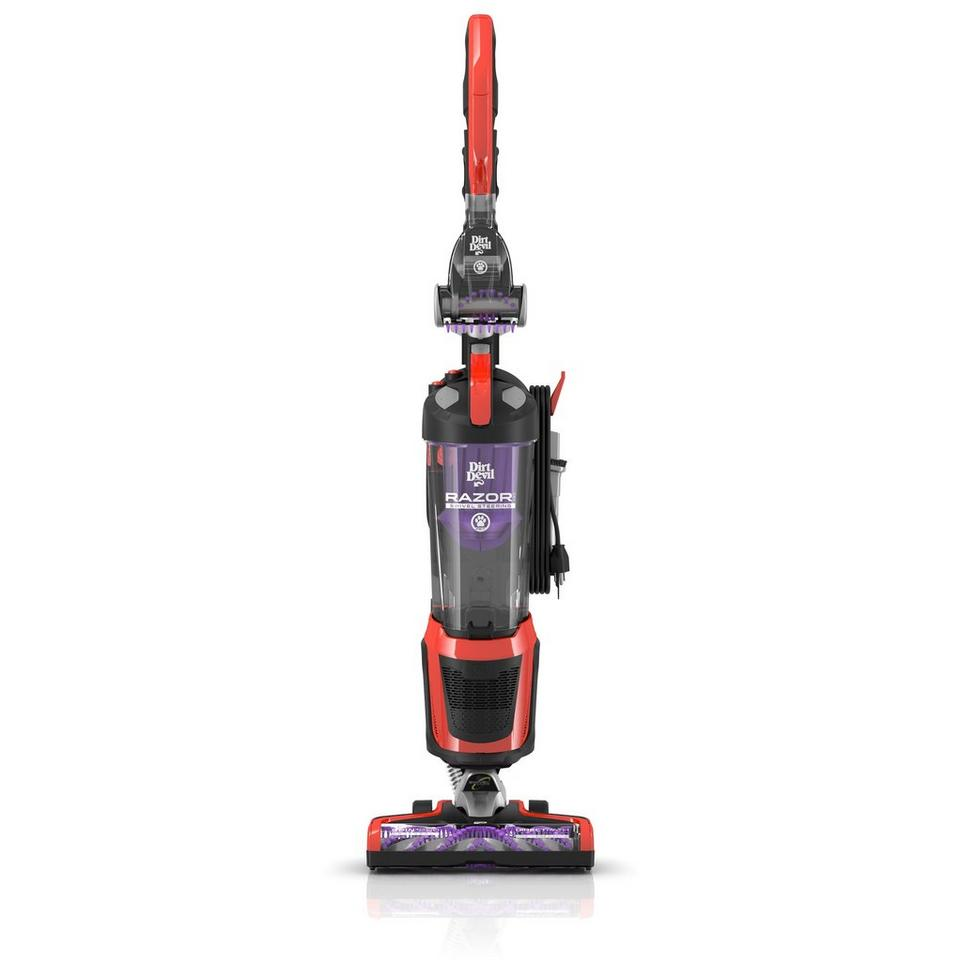 Dirt-Devil-Razor-Pet-Upright-Vacuum-with-Turbo-Tool-Damaged-Box-UD70355BDM thumbnail 1
