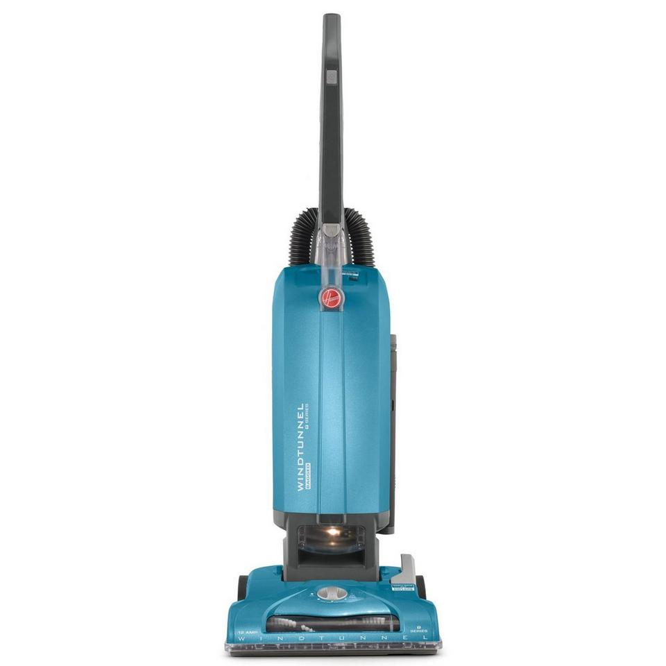 Hoover WindTunnel T-Series Bagged Upright Vacuum Cleaner, UH