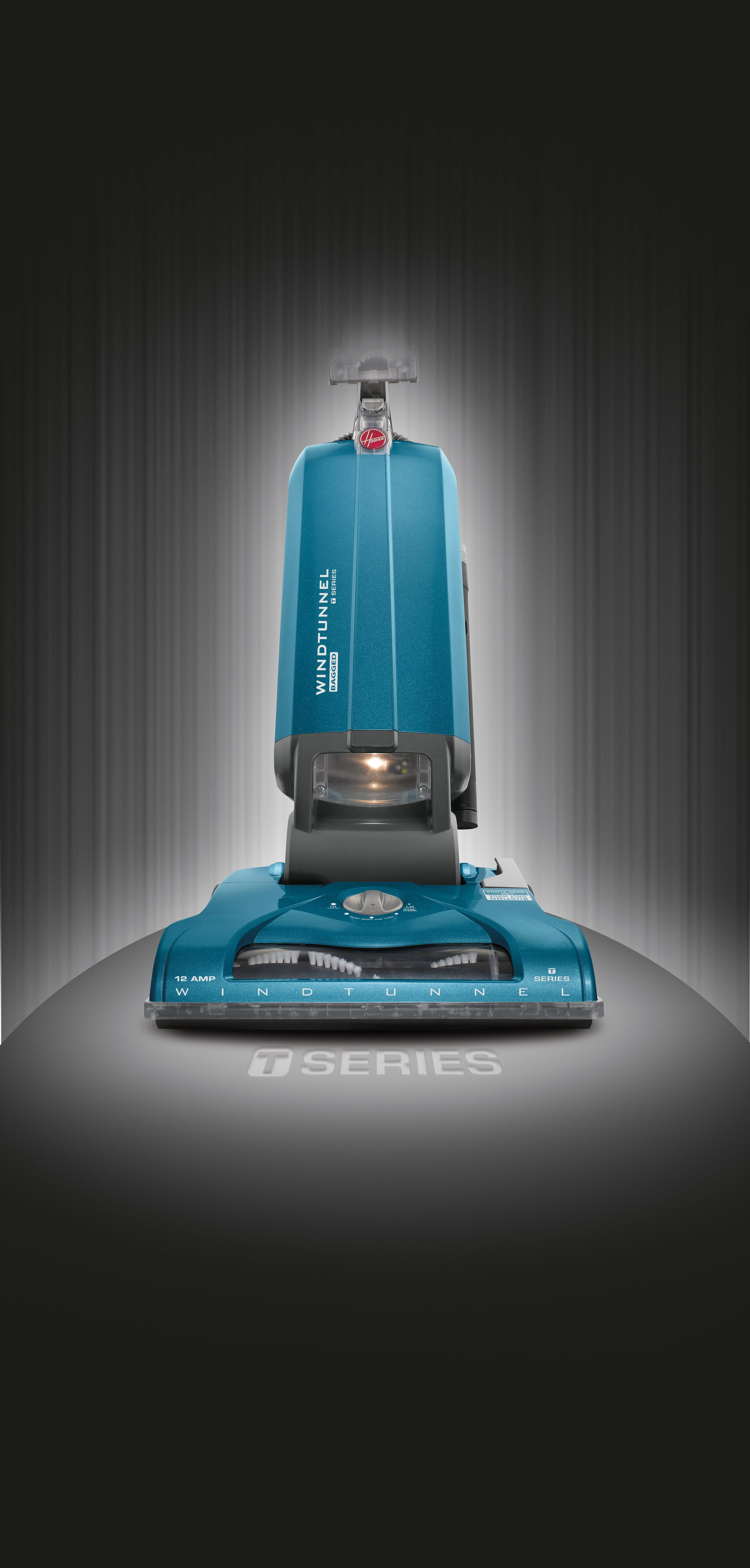 Hoover-WindTunnel-T-Series-Bagged-Upright-Vacuum-Cleaner-UH30300 thumbnail 3